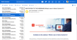 Kerio Connect Mailserver