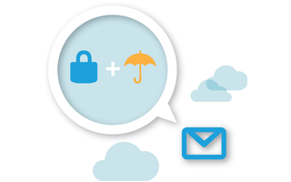 Kerio Connect - Integrierte Sicherheitsfunktionen